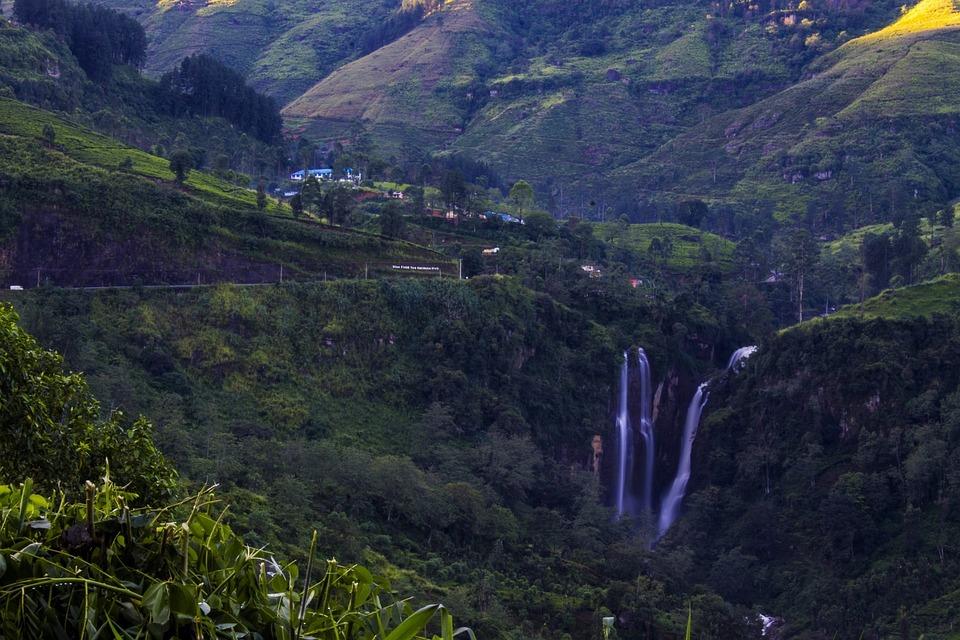 free photo water falling  waterfall  mountain free drip vector brush drop vector