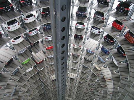 Autos, Technology, Vw