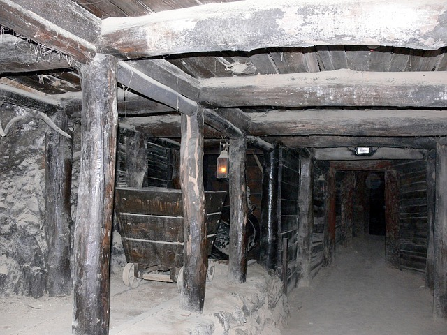 Mine Shaft Tunnel 183 Free Photo On Pixabay