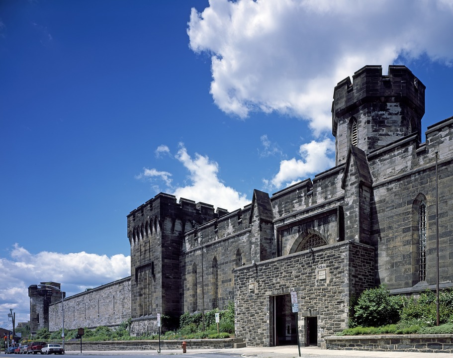 Free Photo Eastern State Penitentiary Prison Free