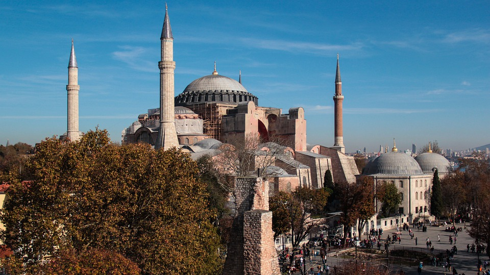 Hagia Sophia, Turkey, Istanbul, Church, Mosque, Museum