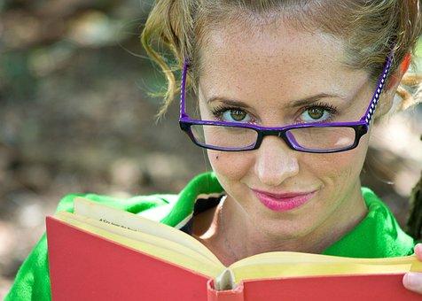 読書, 書籍, 学習, 大学, 勉強, 詰め込むこと, 試験, 文学, 単語