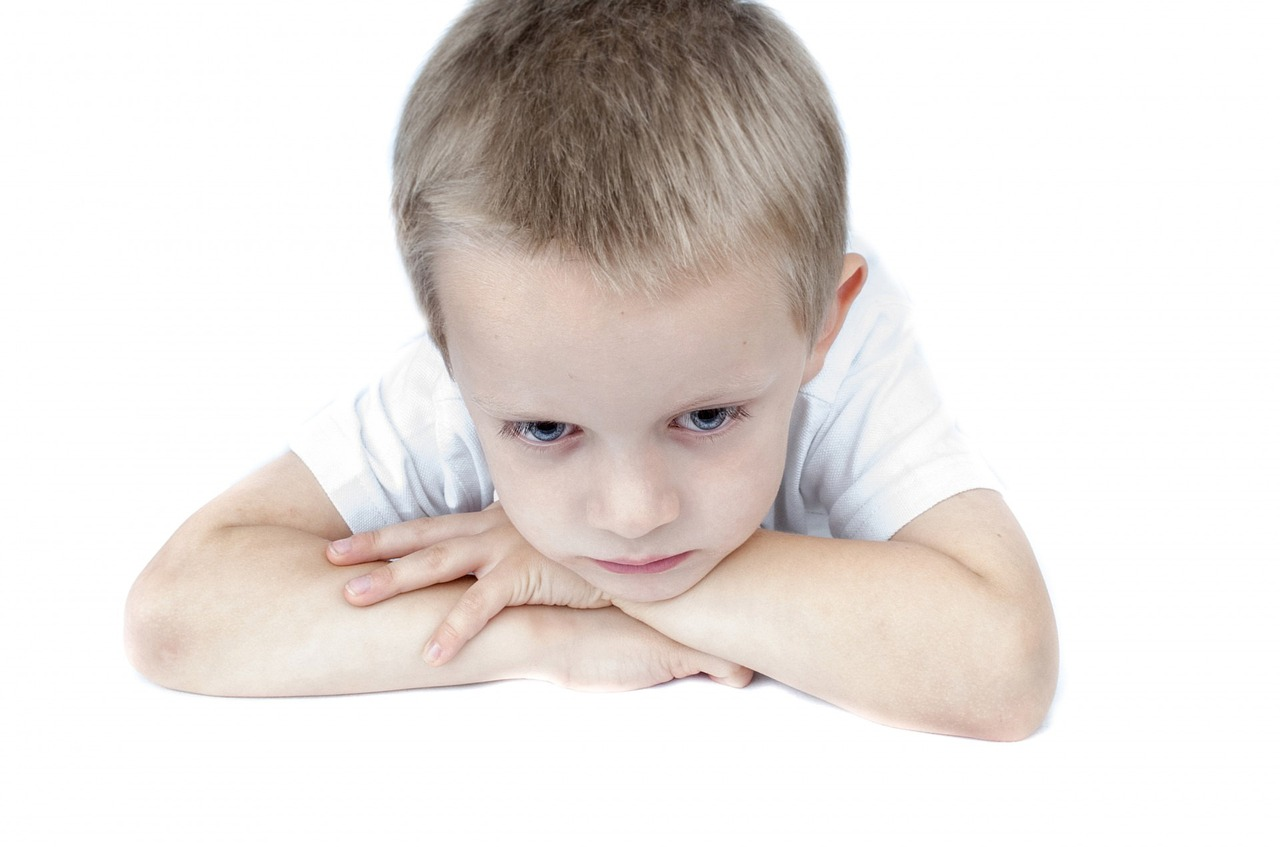 Sad Child Boy - Free photo on Pixabay