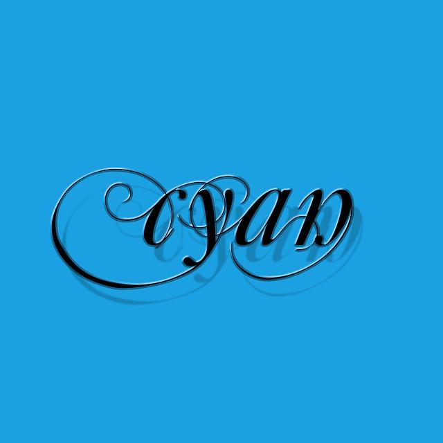 illustration gratuite cyan bleu bleu clair bleu ciel
