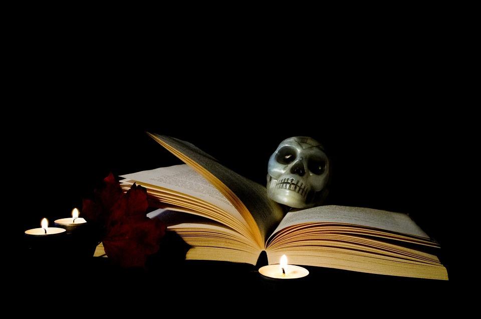 Halloween Livre Bougie Photo Gratuite Sur Pixabay