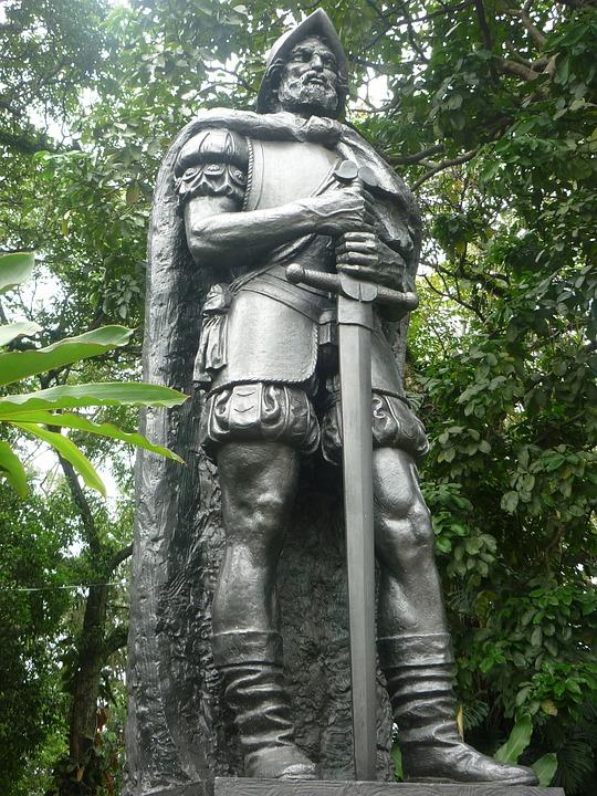 Free Photo Statue Conquistador Conquerer Free Image