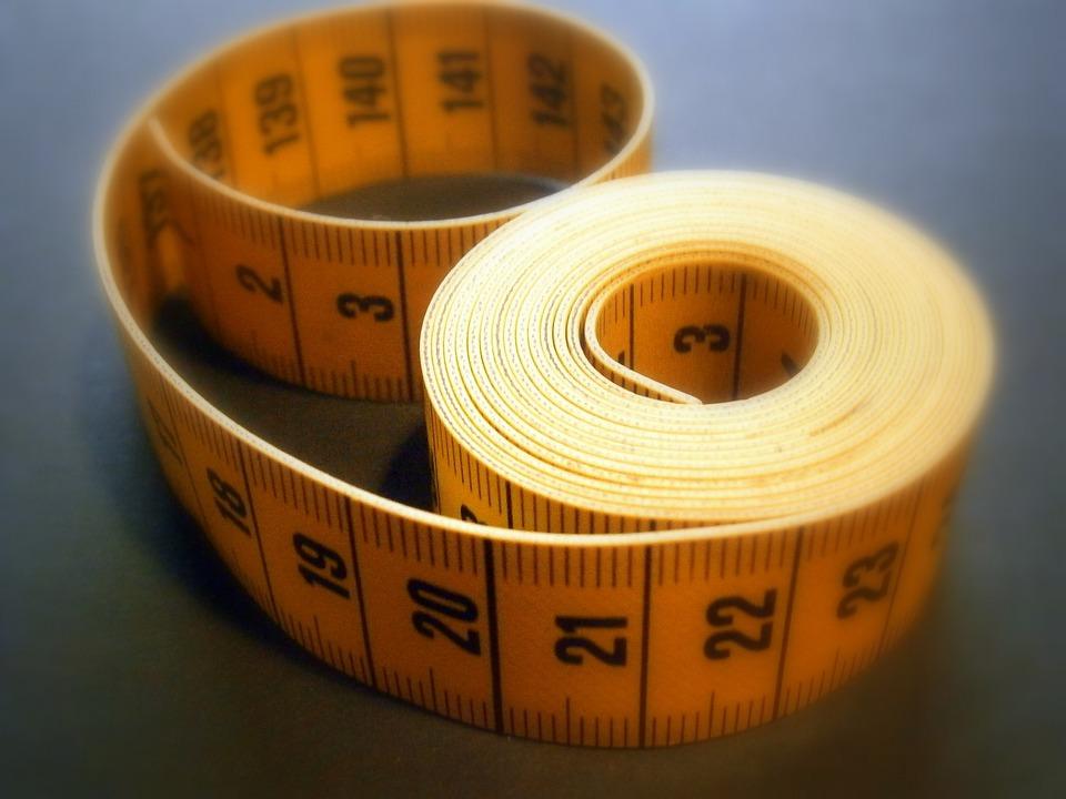 Tape Measure, Measure, Take Measurements, Number, Digit