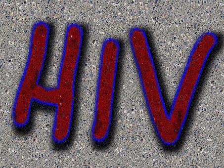 艾滋病毒, 疾病, 保佑你, 健康检查, 艾滋病, 免疫, 免疫缺陷, 保护