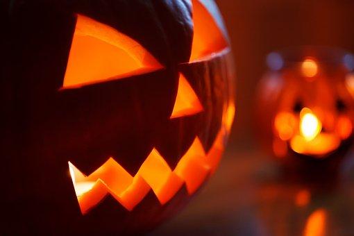 Autumn, Decoration, Face, Fall, Scary