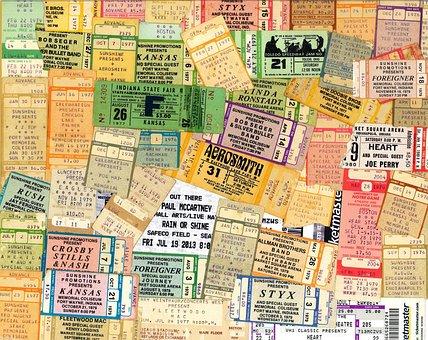 背景, コンサート, 音楽, チケット, 関連のスタブ項目, エンターテイメント