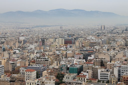 Athens, Greece, Acropolis, Greek, Old