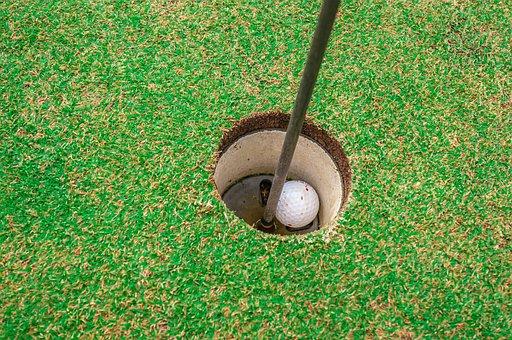 Golfing, Golf, Ball, Sport, Golfer, Putt