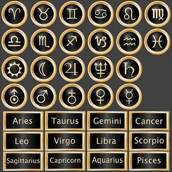 Astrology, Birth Sign, Birth Signs