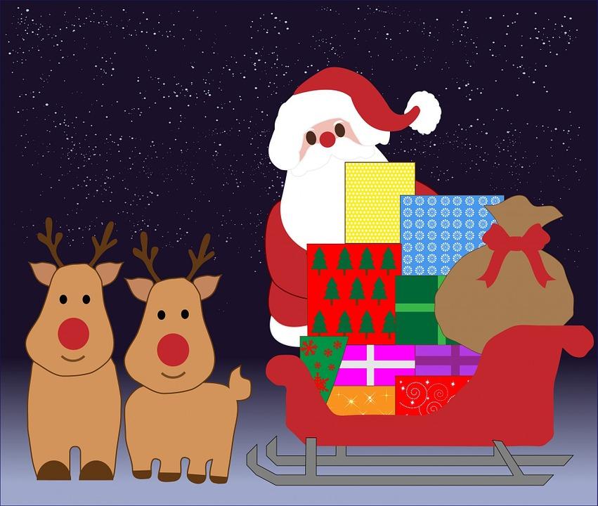 christmas santa santa claus father christmas - Santa Santa Claus