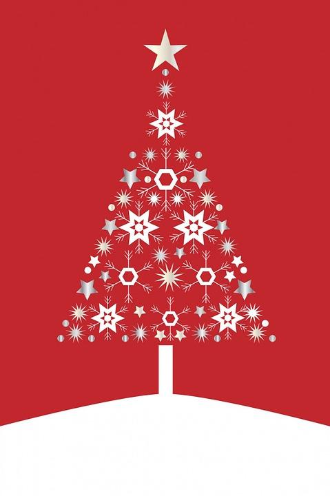 Kostenlose illustration weihnachten baum weihnachtsbaum for Weihnachten modern