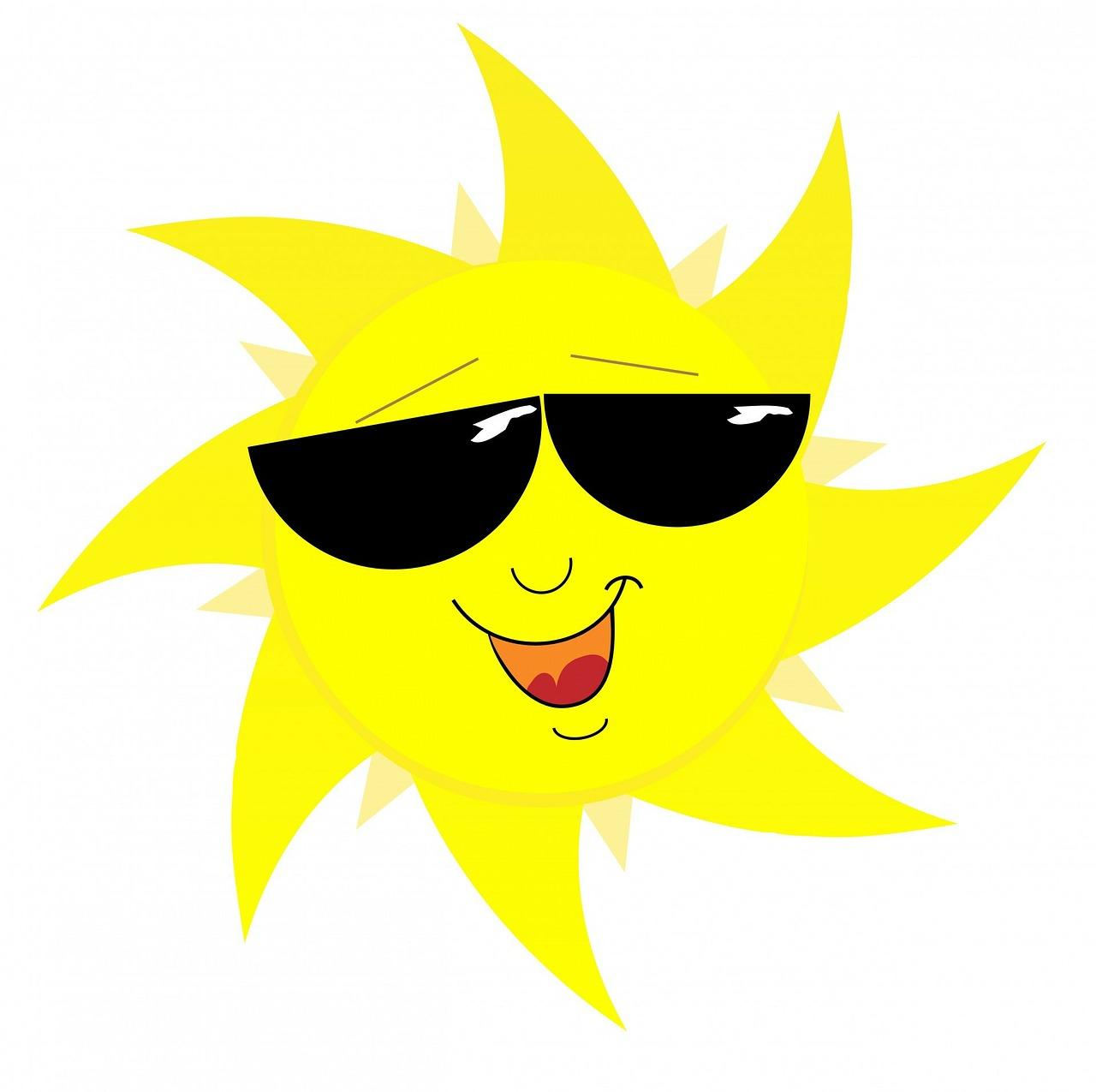 Matahari Wajah Tersenyum Gambar Gratis Di Pixabay