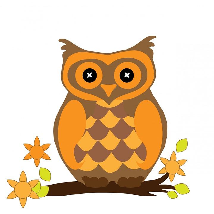 Burung Hantu Halloween Gambar Gratis Di Pixabay