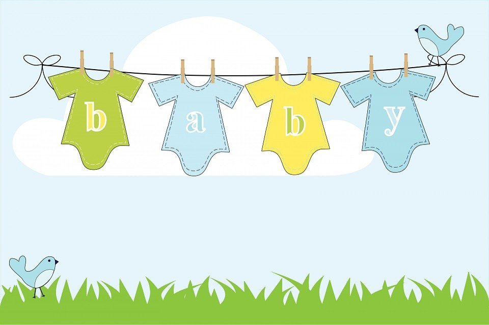 free download baby boy clip art - photo #43