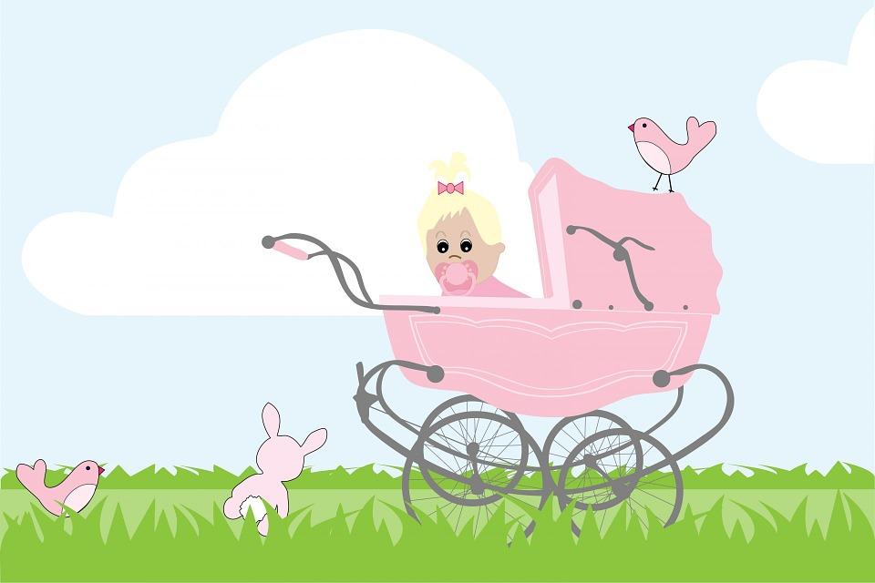 passeggini per neonati