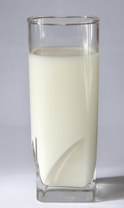free photo: milk, glass, glass milk, tall - free image on pixabay, Powerpoint templates