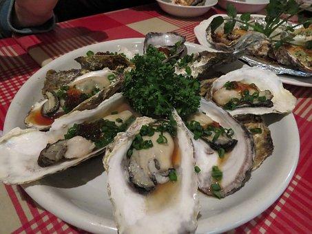 Oysters, Food, Japanese, Foods, Izakaya