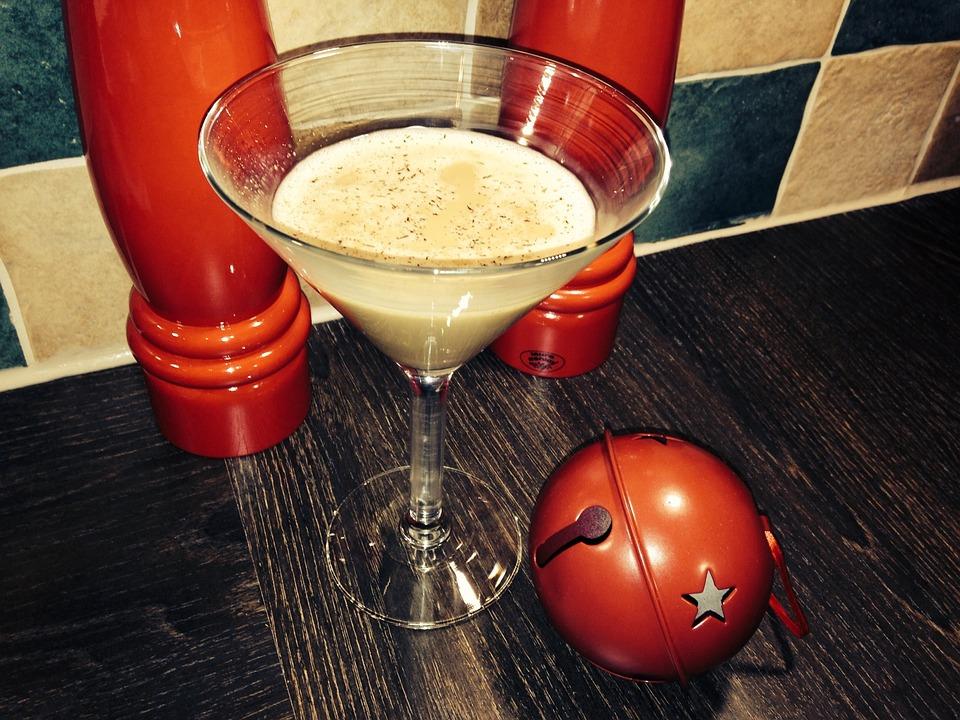 Eierlikör Cocktail Weihnachten · Kostenloses Foto auf Pixabay