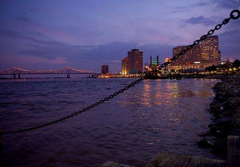 New Orleans, Louisiana, City, Cities