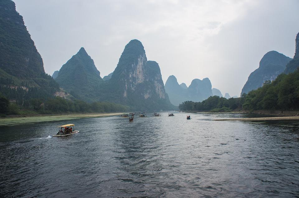 free photo  china  giulin  li river - free image on pixabay