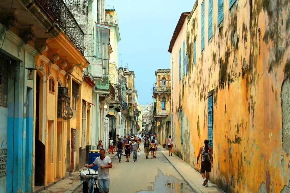 Hawana, Ulica, Kuba