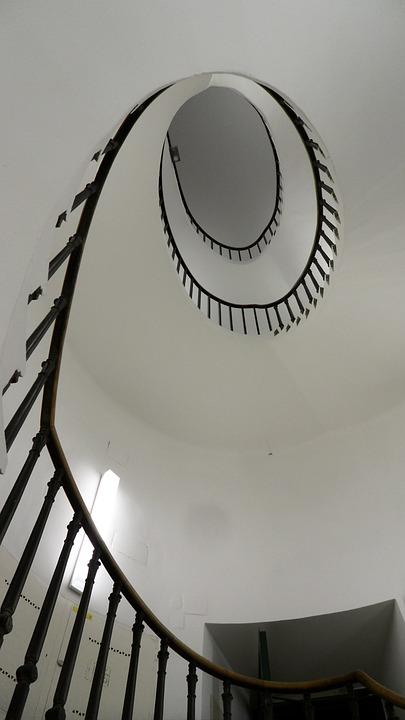 Foto gratis escaleras espiral imagen gratis en pixabay - Escaleras de cuerda ...