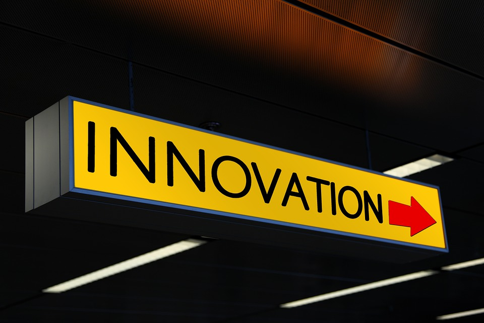 Innnovation by geralt on Pixabay