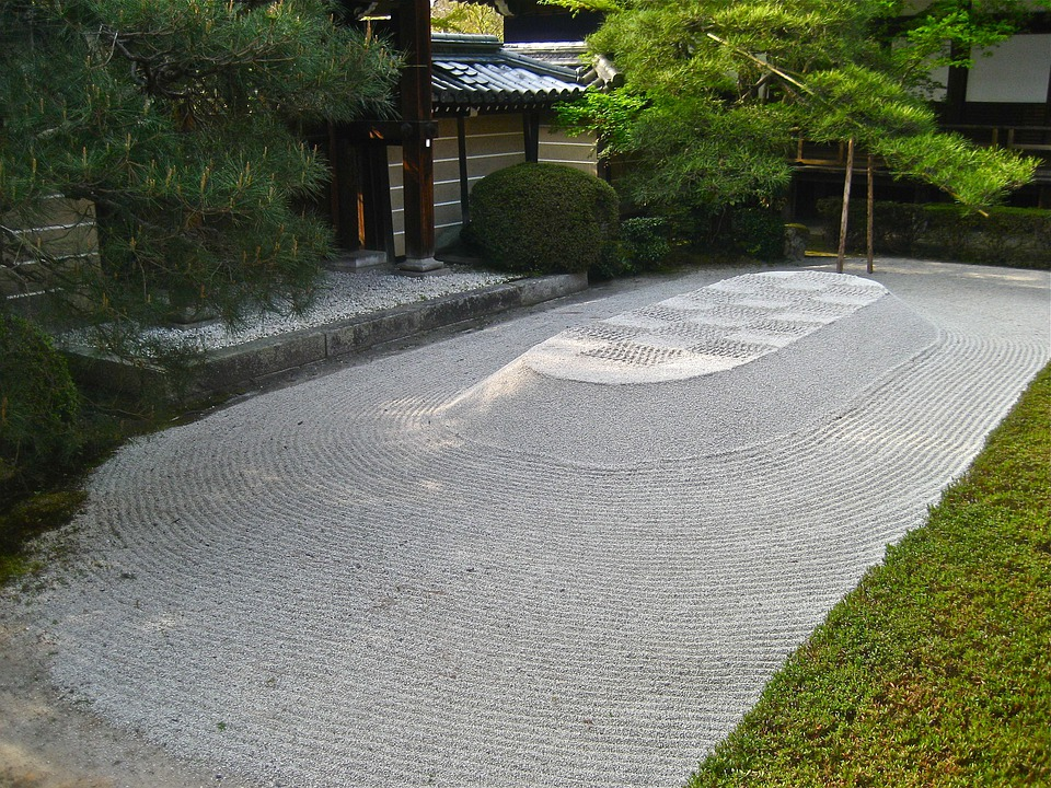 Zen stone garden japan japanese free photo on pixabay zen stone garden japan japanese garden pebble workwithnaturefo