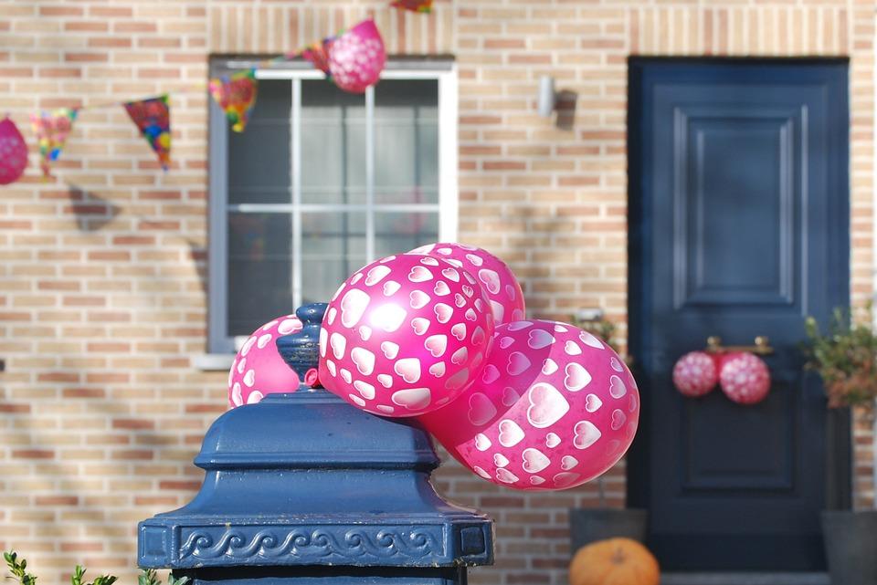 Gratis foto verjaardag ballonnen feestje gratis afbeelding op pixabay 223867 - Gratis huis deco magazine ...