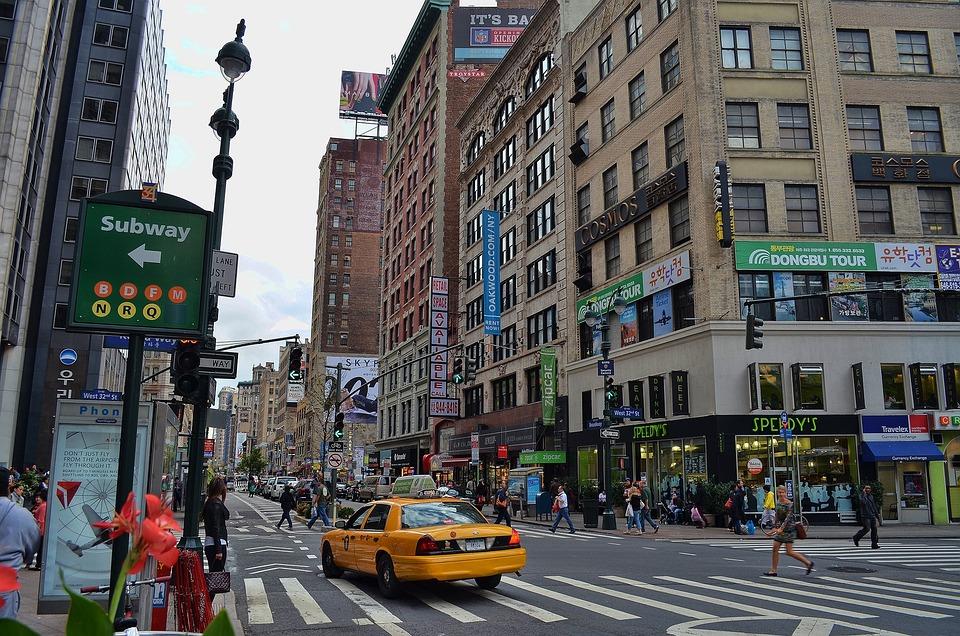 Free photo new york city street manhattan free image for B b new york centro
