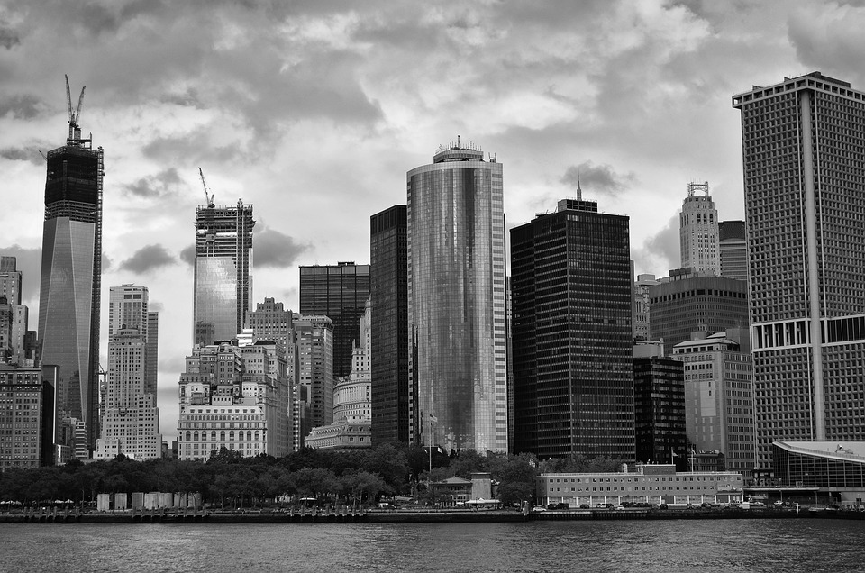 Free Photo: New York, City, Building, Tower