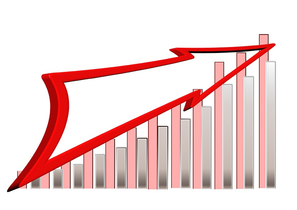 Stock Market Bar Chart: Free illustration: Career Man Career Ladder Rise - Free Image ,Chart