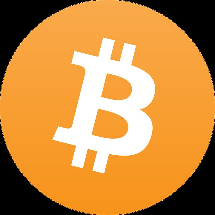 bitcoin ロゴ 通貨 pixabayの無料ベクター素材
