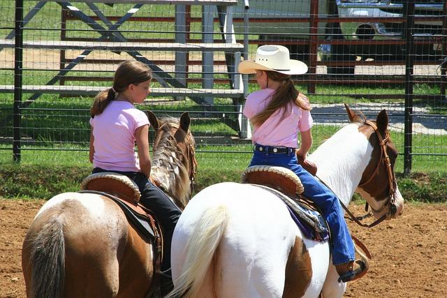 Free Photo Girl Girls Horse Free Image On Pixabay
