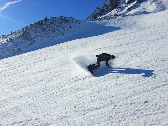 Free Photo Snowboard Sandboarding Fun Free Image On