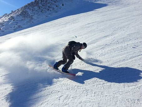 Snowboard Sandboarding Fun Recreational Sp