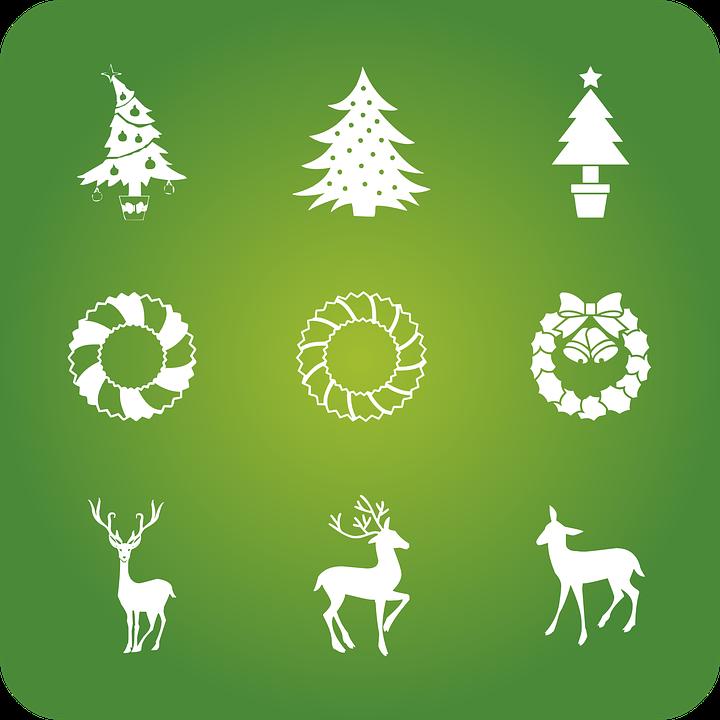 12 Christmas Tree