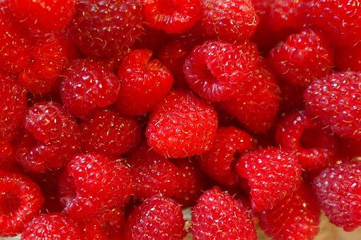 Raspberries, Fruits, Fruit, Berries