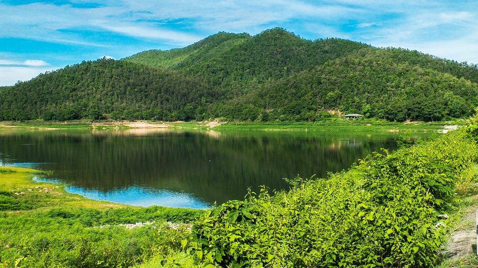Pemandangan Pegunungan Danau Utara Foto Gratis Di Pixabay