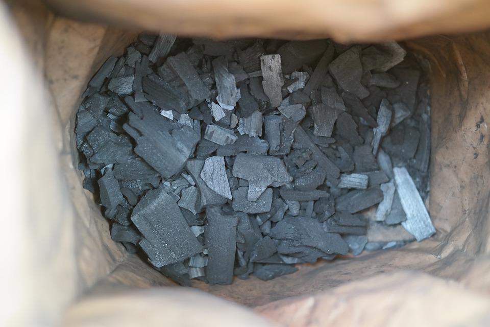 炭素, 炭, バッグ, 木炭, バーベキュー, 黒, 燃料, 火, おこす, 書き込み, 燃やす, 本炭