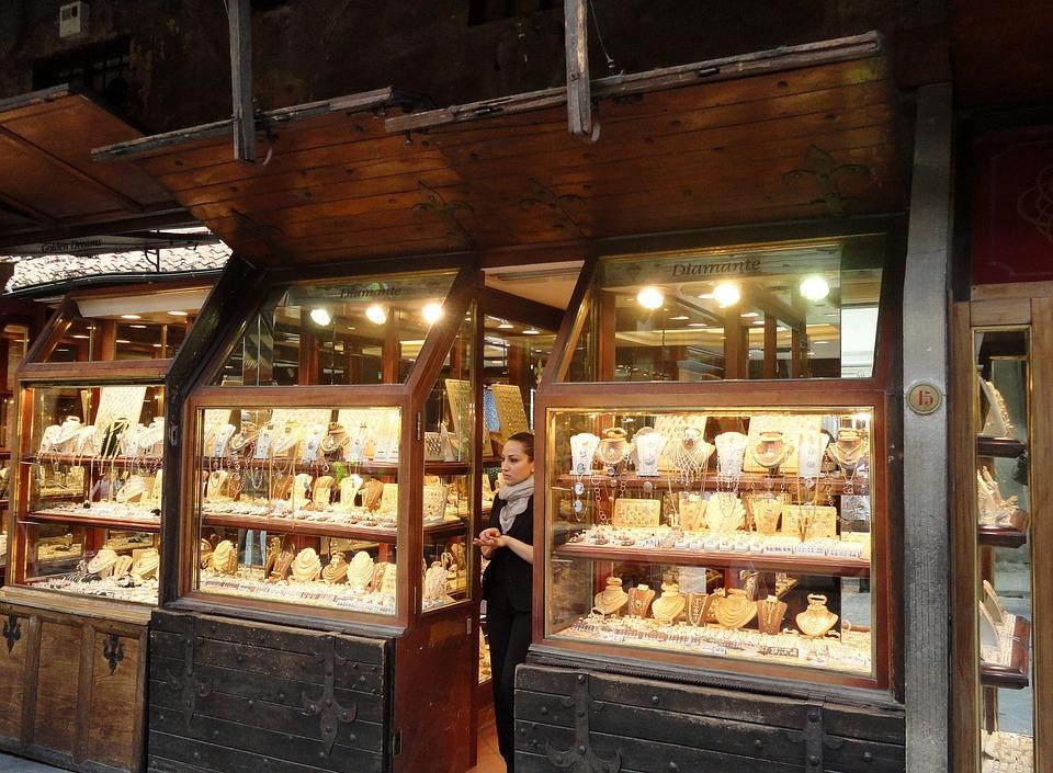 Schmuckladen  Kostenloses Foto: Florenz, Schmuck, Schmuckladen - Kostenloses ...
