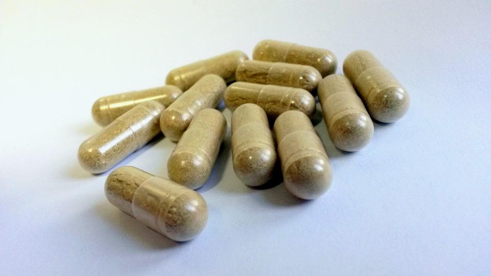 Capsule, Herbal Medicine, Drug