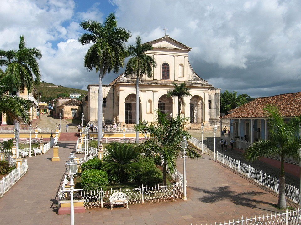 Classic Car Transport >> Free photo: Trinidad, Little Church, Cuba - Free Image on ...