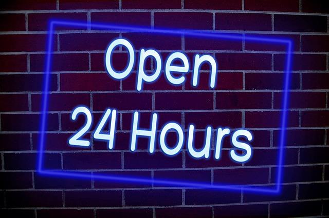 Abierto horario de apertura ne n imagen gratis en pixabay for Hora de apertura castorama
