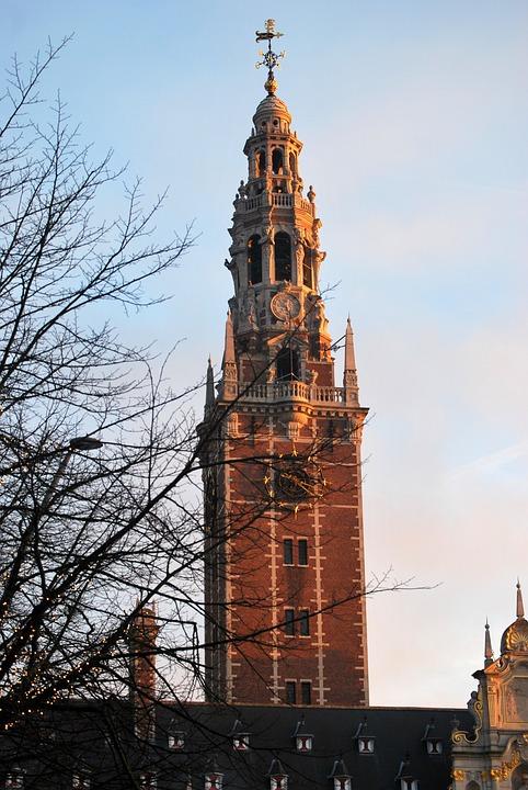 Torre de la Biblioteca de Lovaina