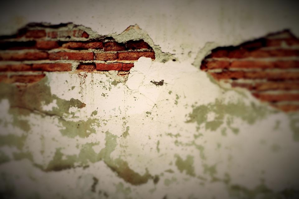 Brick Wall Grunge Beige Free Photo On Pixabay